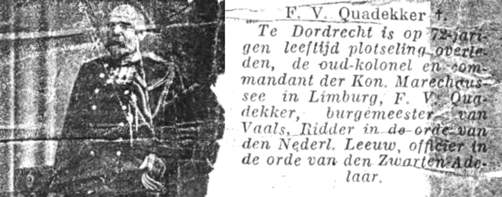 111 jaar later: schuift Bovens nu Krewinkel door naar Vaals?