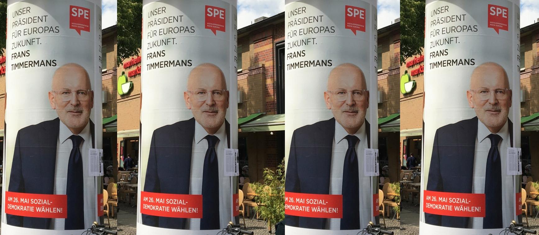IJL-bericht: kiest Frans Timmermans toch voor Zuid-Limburg? (P.S.: of zwicht hij voor Berlijn?)